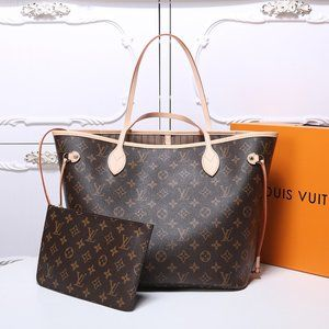 NWT💋LOUIS💋 VUITTON Neverfull MM Tote Bag